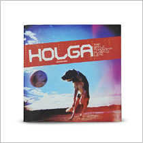 Book included in the Holga starter kit